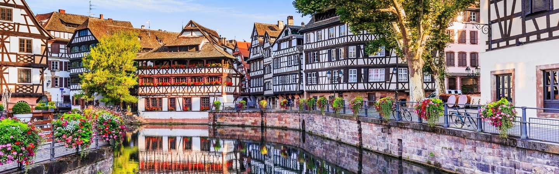 Frankreich Urlaub in Straßburg